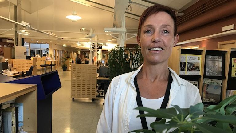 Anna-Karin Pernsteg, forskare från Högskolan i Skövde.