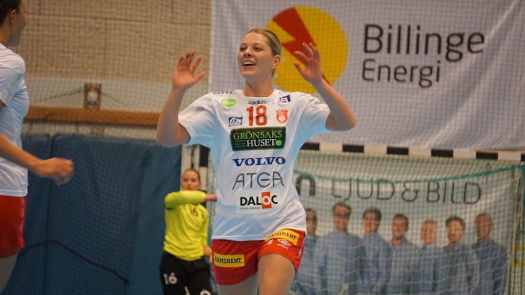 Skövde HF Hannele Nilsson