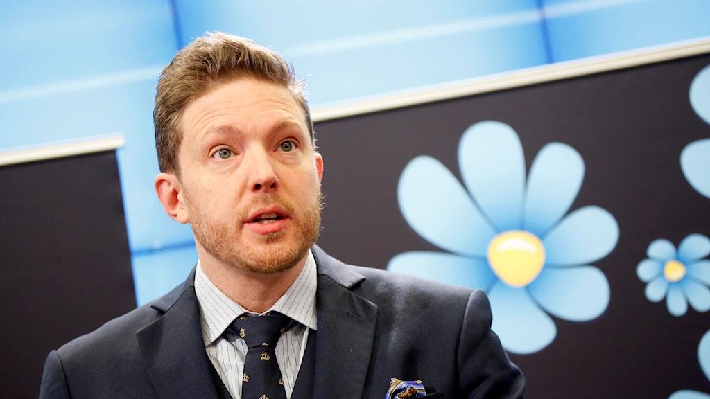 Josef Fransson om läget i SD inför valet.