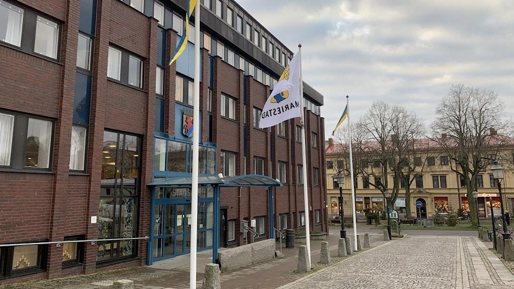 Stadshuset Mariestad