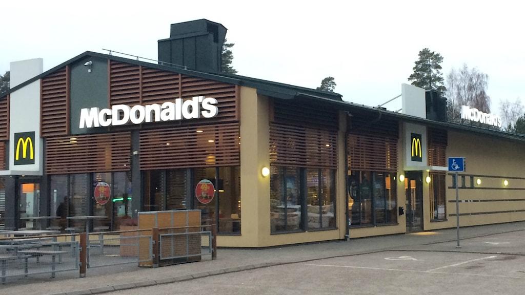 McDonalds Lidköping