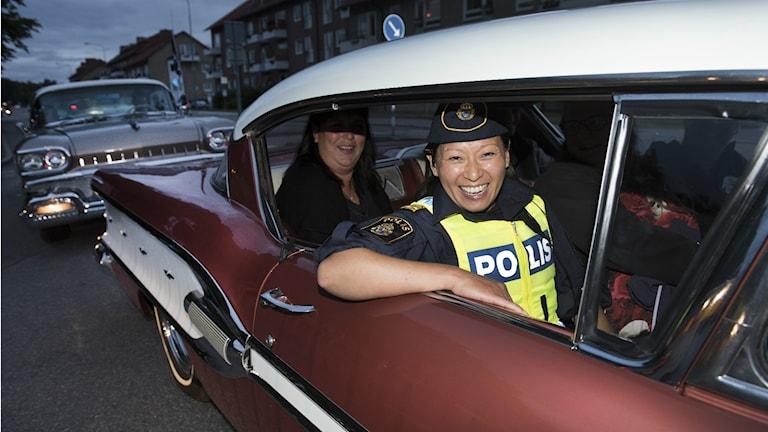 Polischef Helena Trolläng