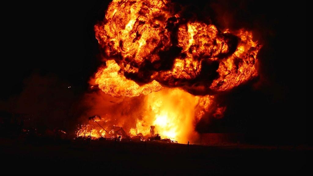 eldmoln ladugårdsbrand
