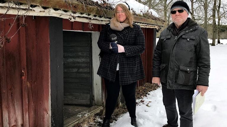 Josefin och Håkan