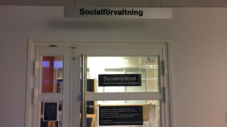 Socialkontoret i Tibro