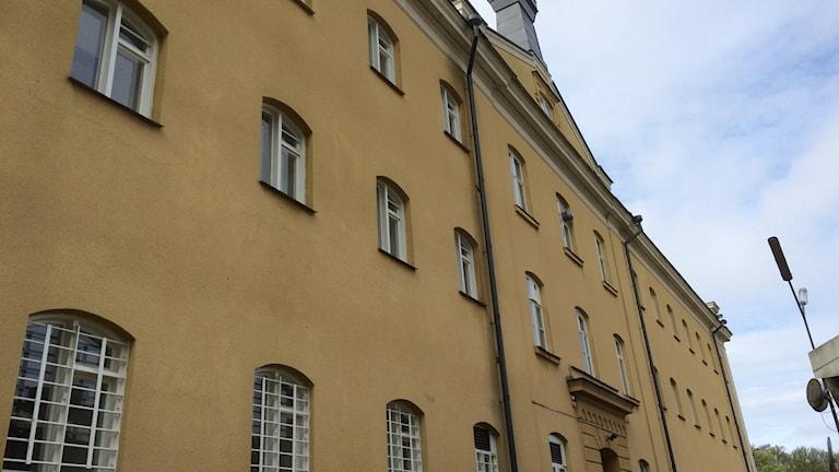 Gamla fängelset i Mariestad