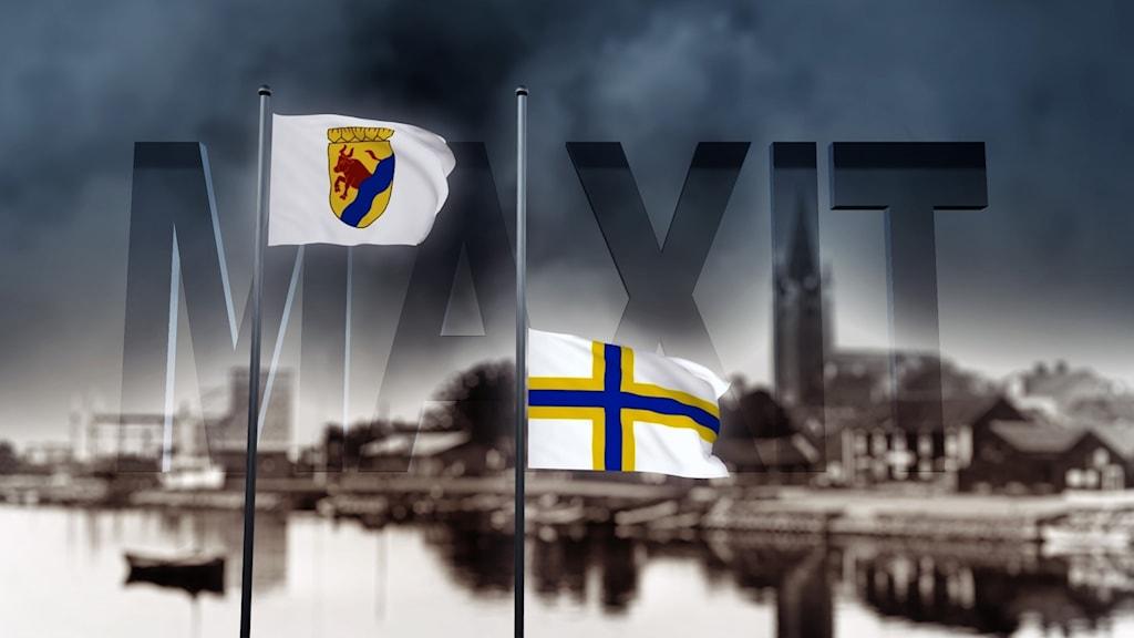 Har Mariestad lämnat det finska förvaltningsområdet?