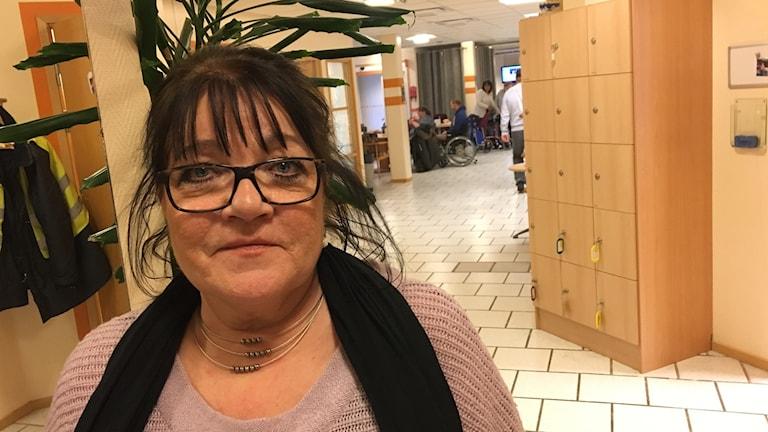 Marianne Wallgren, enhetschef avdelningen för funktionshinder i Skara kommun