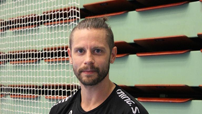 Ramus Wremer gjorde 8 mål men det hjälpte inte. Foto Arkiv Tommy Järlström P4 Sveriges Radio