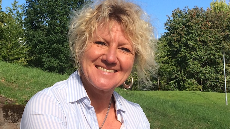 Sexrådgivare Ann-Sofi Lager