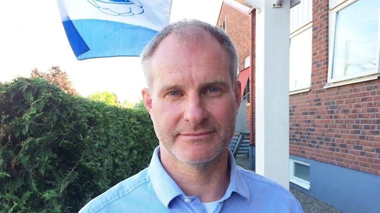 Per Andersson, nuvarande ordförande i IFK Skövde handboll.