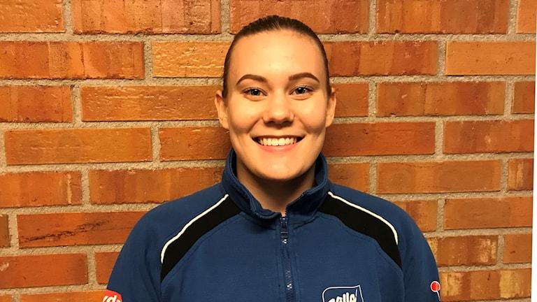 Frida Wiklund spelare i Villa Lidköping