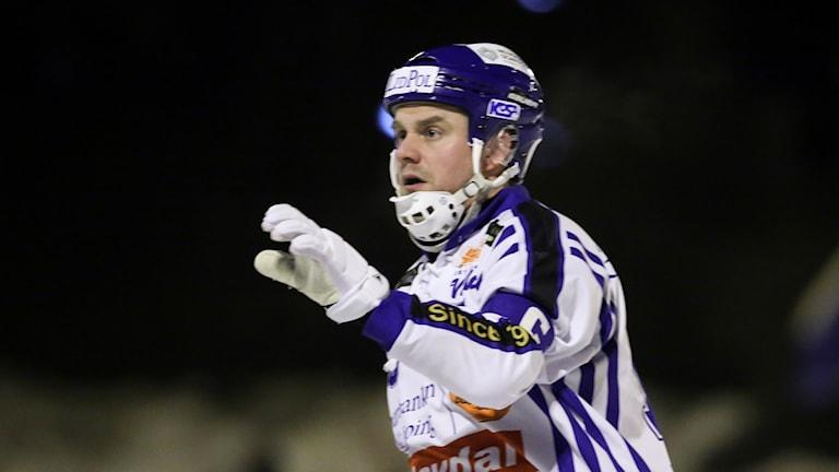 Villa Lidköpings David Karlsson var besviken efter 2-3 förlusten mot IK Tellus