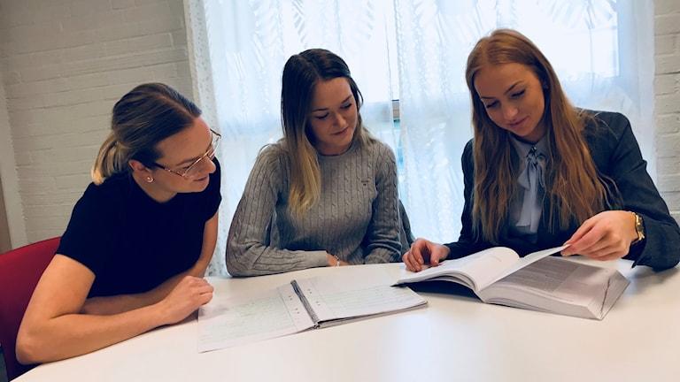 Ekonomistudenter i Skövde som kan vinna SM