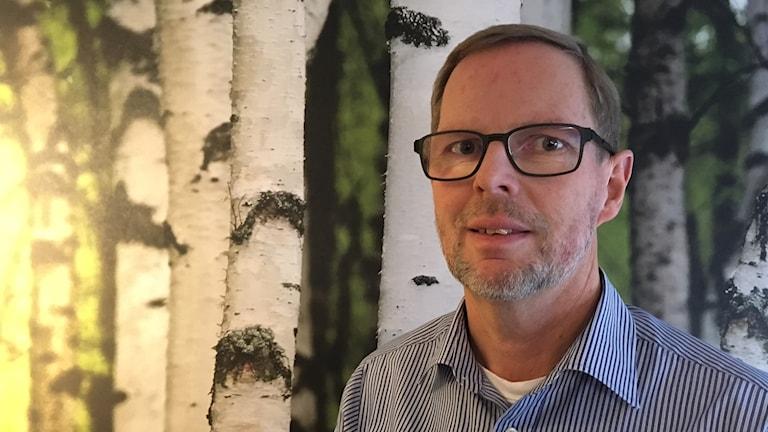 Porträttbild av Sören Pettersson.