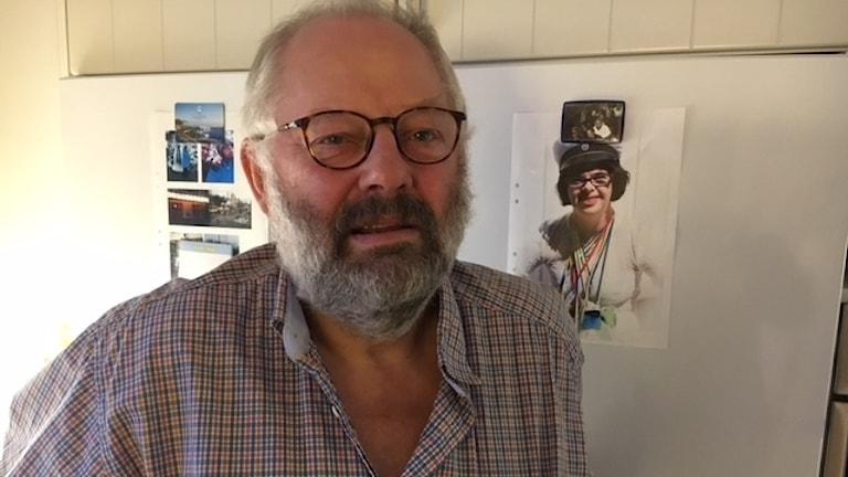 Benny Almgren, vice ordförande i Autism- och aspergerföreningen i Skaraborg.