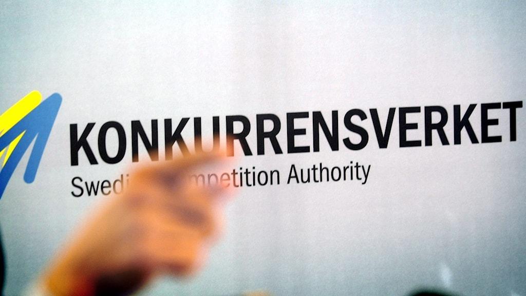 Konkurrensverkets logotyp.