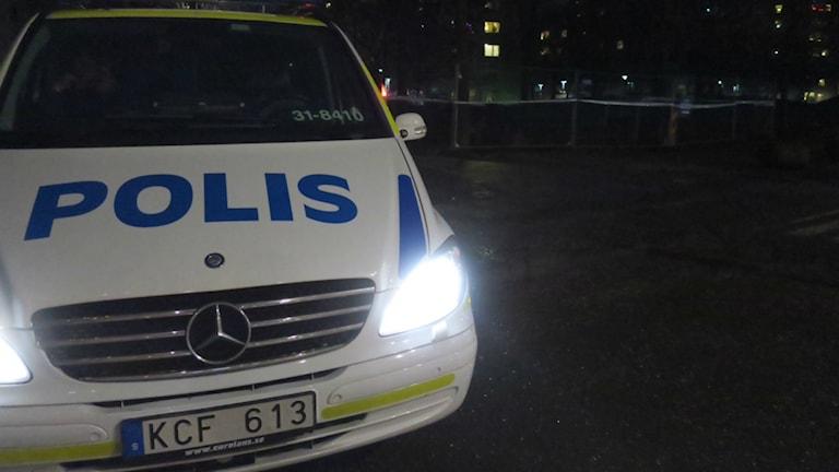 Polisbil polis