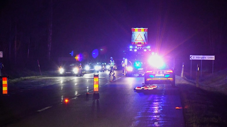 Olycka utanför Bjurum, Falköping