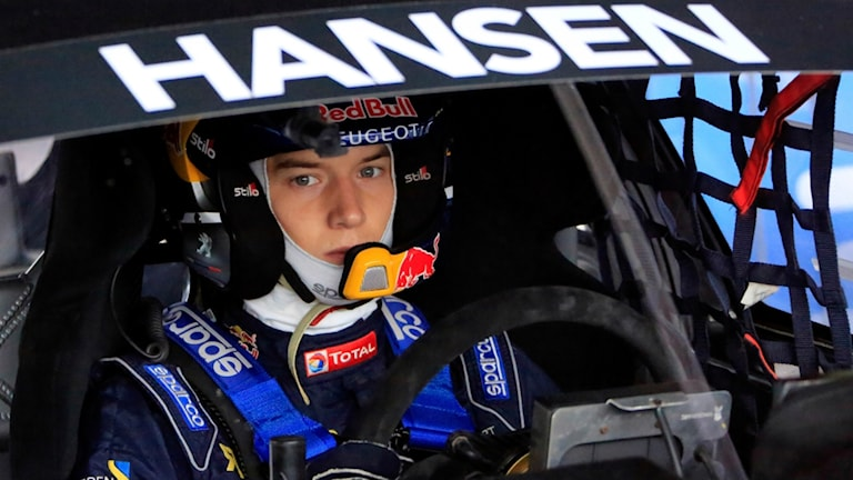 Framtiden är oviss för Timmy Hansen då Peugeot bestämt att det inte blir fortsatt satsning på rallycross.