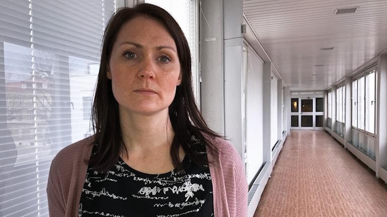 Carolina Björk Trogen Förundersökningsledare, enheten för relationsrelaterade brott på Polisen i Skaraborg
