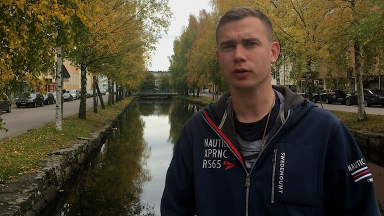 Narkotikapolis Niklas Lindroth