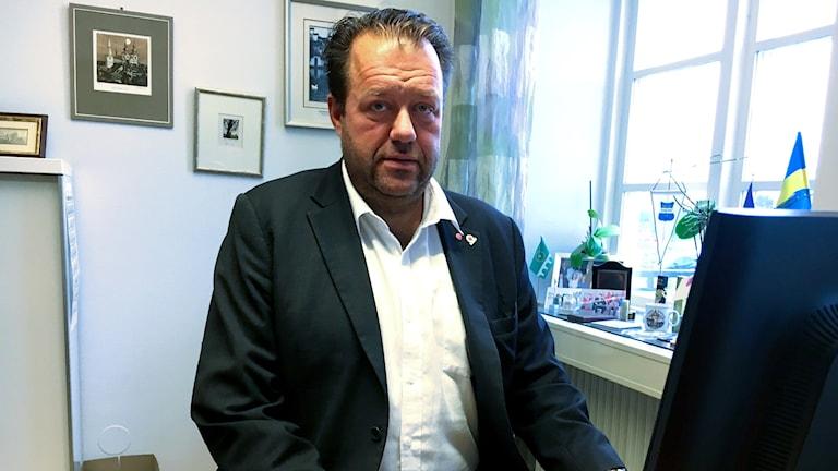 Fredik Nelander (S) Vara