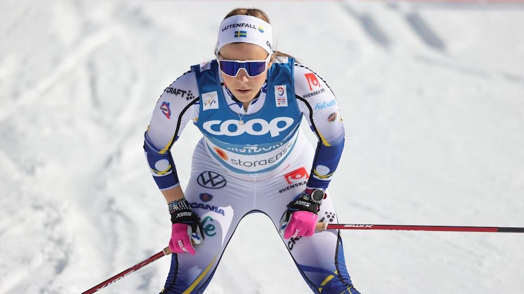 Johanna Hagström.
