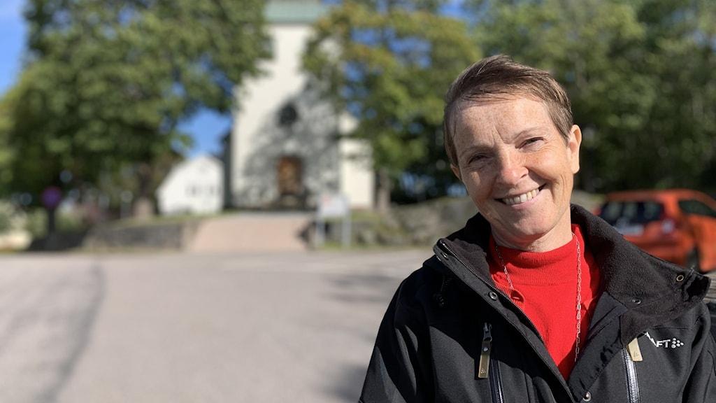 Annelie Lidén, diakon i Essunga pastorat