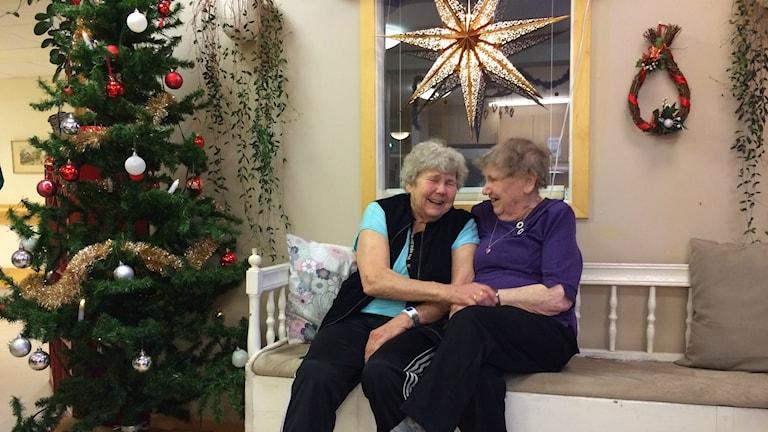 Gerd och Mildred Midgård äldreboende