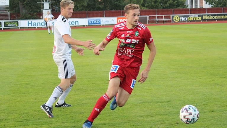 Skövde AIK föll mot Qviding