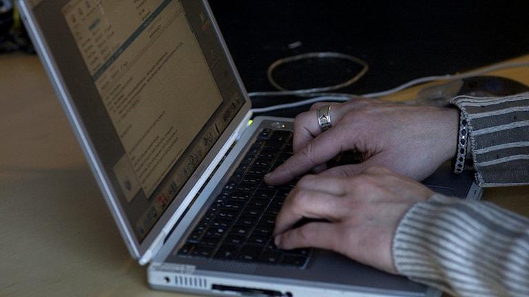 dator händer