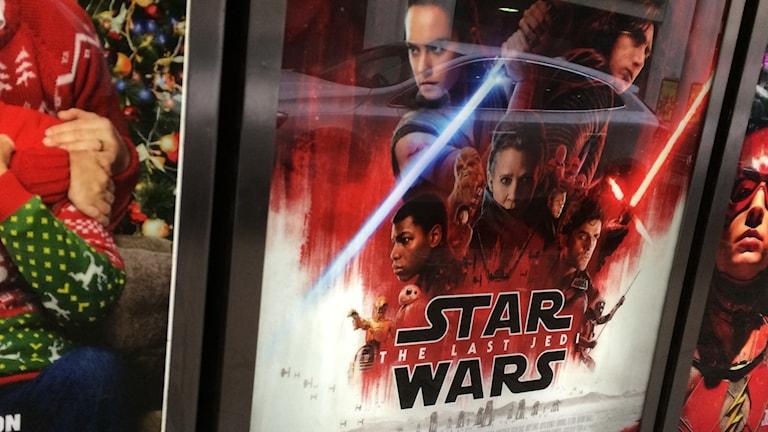 Affisch av The Last Jedi