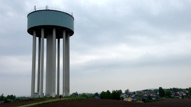 Vattentornet i Stenstorp