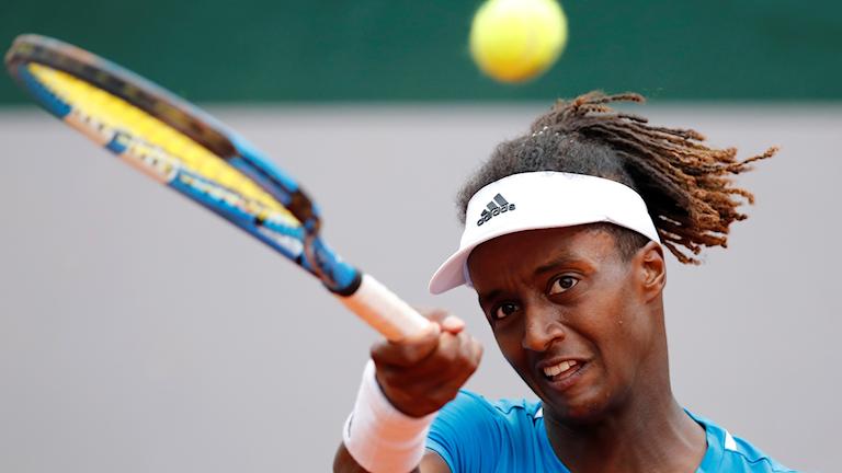 Mikael Ymer åkte ut ur Wimbledon-kvalet