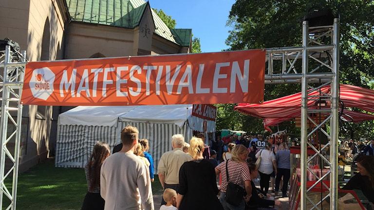 Matfestivalen i Skövde 2016