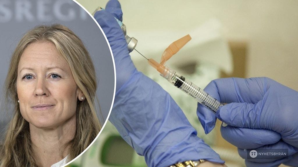 Vaccinspruta