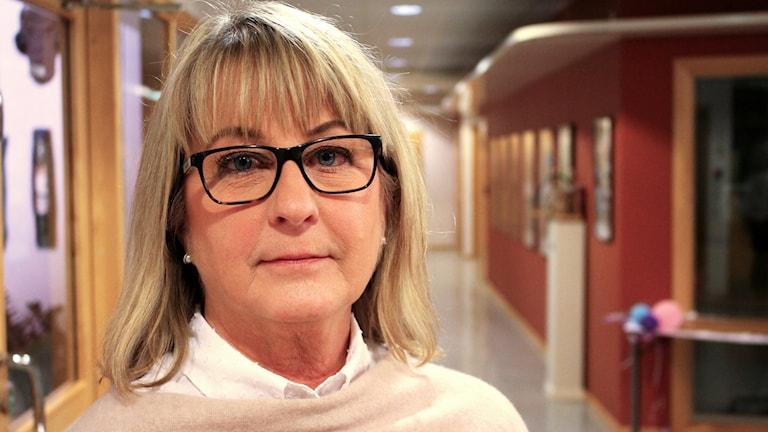 Kristina Lundgren, kommunchef Tibro