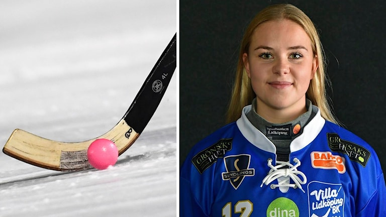 Mittfältare Agnes Ögren