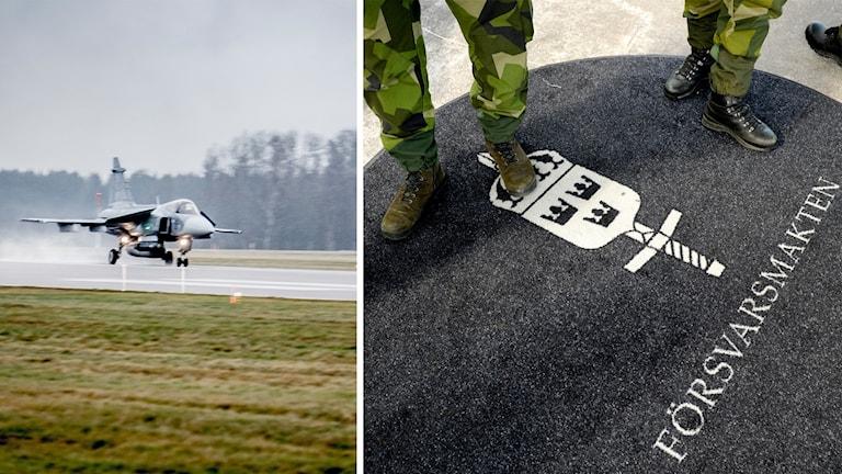 försvarsmakten flygplats såtenäs