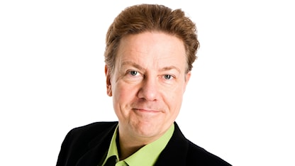 Anders Eldeman. Foto: Mattias Ahlm/Sveriges Radio