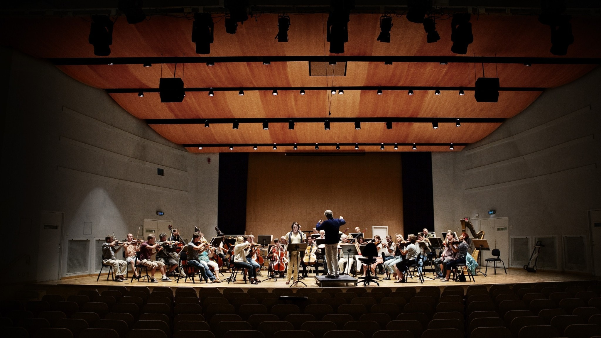 Svenska Kammarorkestern i Örebro.