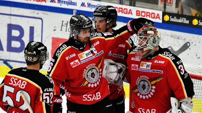 Luleå Hockey - Brynäs.