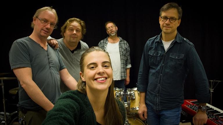 Tomas Martin Band.