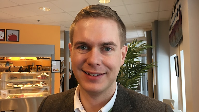Gustav Fridolin (MP).