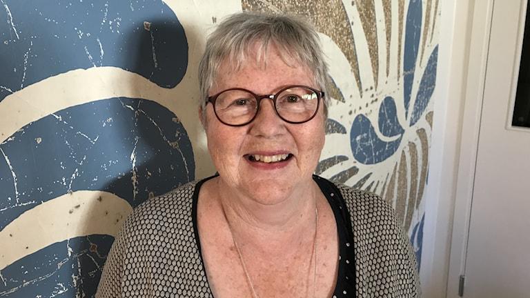 e aktiva i Riksförbundet Hjärtlung. Anita Berglund
