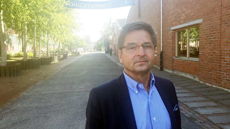 Staffan Sarbäck, universitetsdirektör Luleå tekniska universitet.