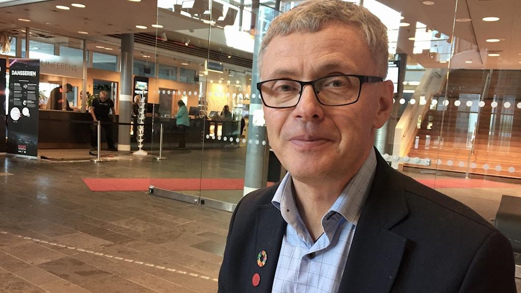 Tommy Nilsson (S), kommunstyrelsens ordförande