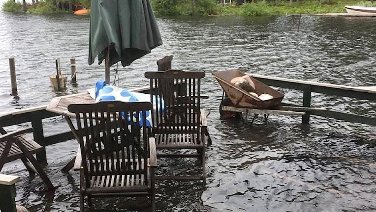 Översvämning Torneälv