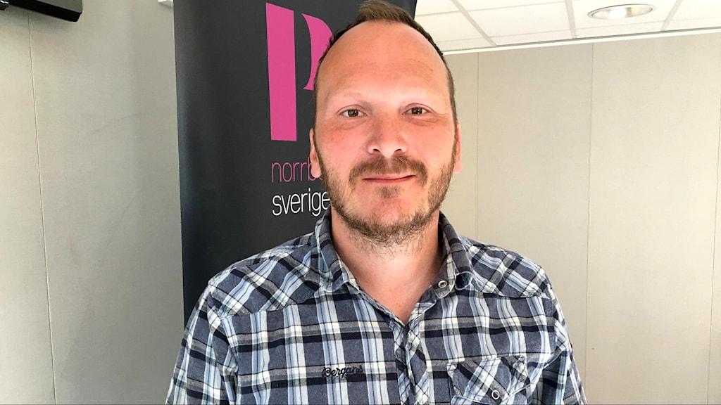 Mats Öberg, SCA.